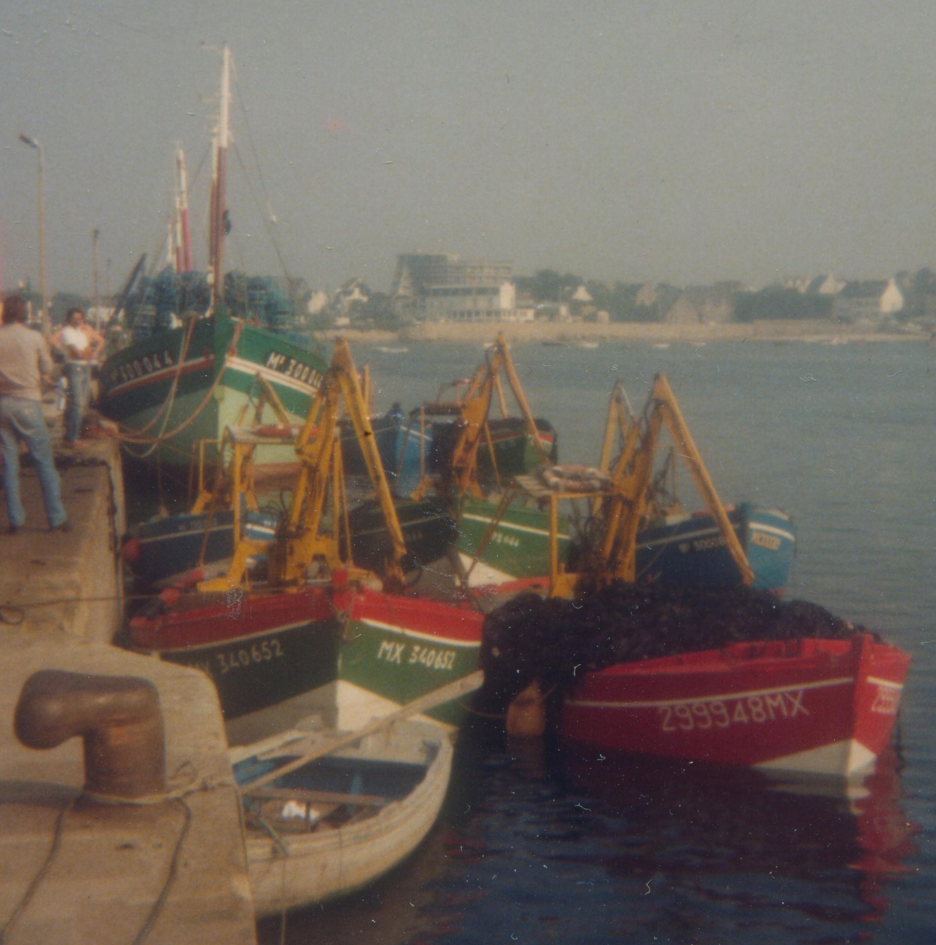 Les produteurs de landerneau 1980